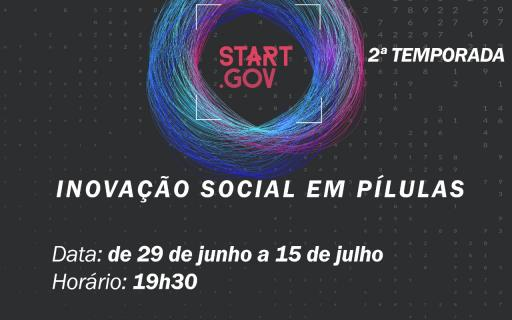 Card informativo do evento